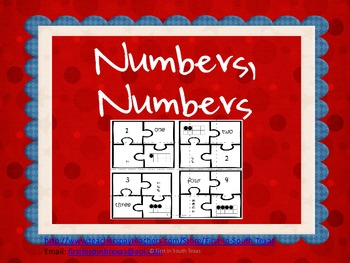 Numbers, Numbers 1 - 30