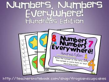 Numbers, Numbers--Hundreds