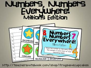 Numbers, Numbers--Millions