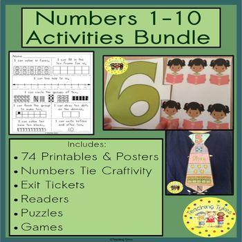 Numbers Numbers Numbers 1-10