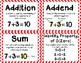 Numbers & Operation in Base Ten Vocabulary Cards Grades 3-5