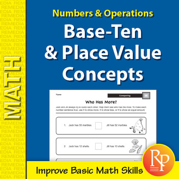Numbers & Operations: Base-Ten & Place Value Concepts
