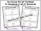 Numbers & Operations Bundle Fourth Grade Common Core Math - 8 Packets!