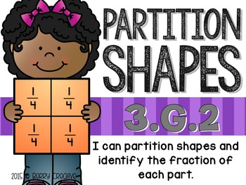 Numbers & Operations ~ Fractions Math Stations