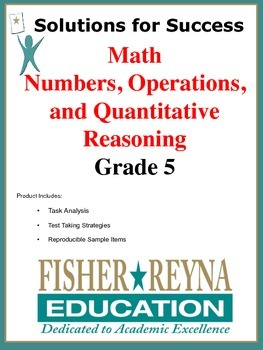 Numbers, Operations, and Quantitative Reasoning, Grade 5 Math