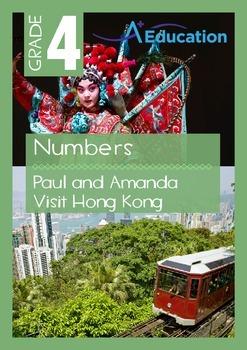 Numbers - Paul and Amanda Visit Hong Kong - Grade 4