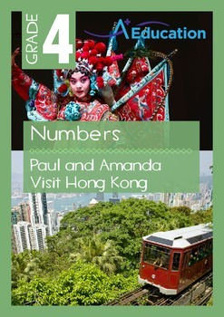 Numbers - Paul and Amanda Visit Hong Kong - Grade 4