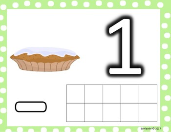 Numbers Play Dough Mats-Chinese Immersion