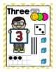 English Numbers Posters (0-20) (ENGLISH)