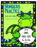 Numbers Practice (plain and simple)
