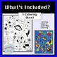 Numbers (Prime, Square, Cube, Multiple, Factor) Coloring Activity