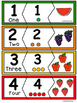 Number Puzzles 0-10-Food Edition