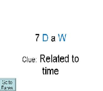 Numbers Quiz 1