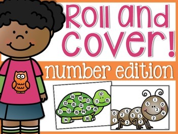 Numbers Roll and Cover