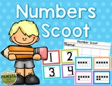 Numbers Scoot