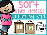 Numbers Sort the Deck