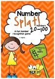 Number Splat (Numbers 20-100)