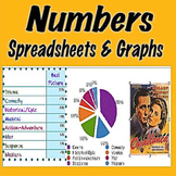 Numbers Spreadsheets and Graphs