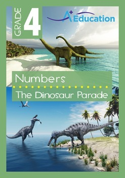 Numbers - The Dinosaur Parade - Grade 4