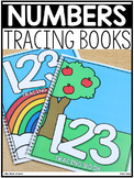 Numbers Thematic Tracing Books