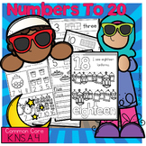 Numbers To 20 (Sunnah Learners)