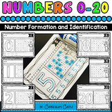 Numbers: Trace & Find 0-20 {Distance Learning}