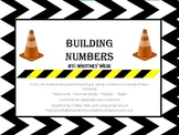 Numbers Under Construction