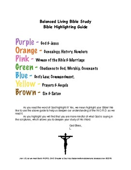 The Book of Numbers WORD Guide