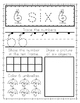 Numbers Workbook for Preschool, Kindergarten, and 1st Grade