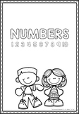 Numbers Worksheets (1-10)