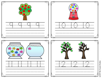 Numbers Write and Wipe Cards - 1-20