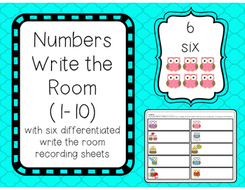 Numbers Count the Room