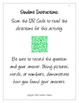 4th Grade Numbers and Base Ten/Whole Number QR Codes