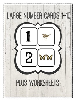 Numbers and Counting 1-10