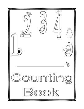 Numbers and Counting Book