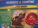 Numbers and Counting Folder Games
