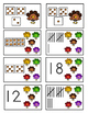Numbers and Counting Game 11-20 (Thanksgiving Theme)