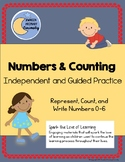 Numbers and Counting - Independent and Guided Practice