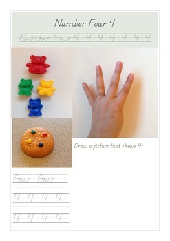 Numbers and Counting Math Centre