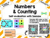 Numbers and Counting for Seesaw