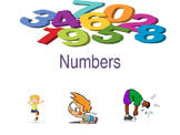 Numbers and Exercise