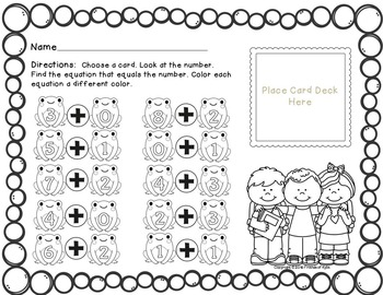 Numbers and Number Words with QR Codes and MORE Black and White
