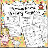 Numbers and Nursery Rhymes in Kindergarten
