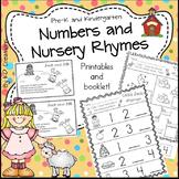Numbers and Nursery Rhymes in Kindergarten