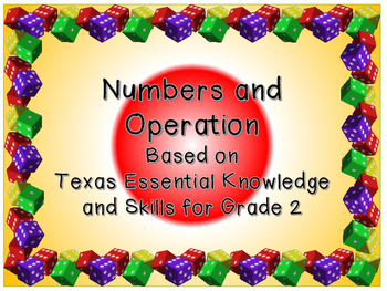 Numbers and Operations Grade 2 TEKS