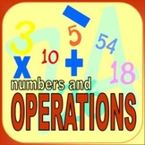 Numbers and Operations Quiz (10 Q)