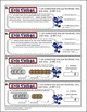 Exit Tickets ~ Addressing Math Standards