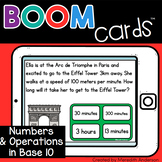 Numbers and Operations in Base 10 for 4th Grade Distance L