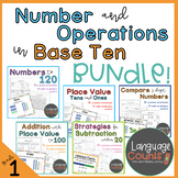 Numbers and Operations in Base Ten- 1st Grade