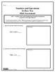 Numbers and Operations in Base Ten Assessments - Grade 3 (NBT.1-3)